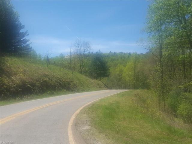 0 Shoe Road, Millers Creek, NC 28651 (MLS #929382) :: RE/MAX Impact Realty