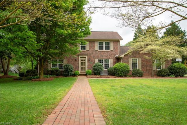 3609 Turnberry Lane, Greensboro, NC 27410 (MLS #929396) :: Berkshire Hathaway HomeServices Carolinas Realty