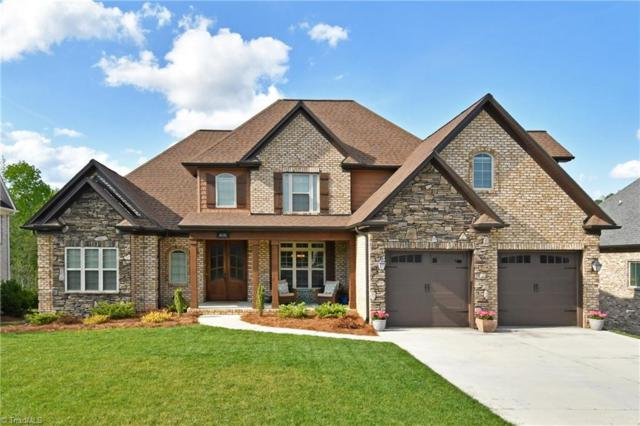 605 Ryder Cup Lane, Clemmons, NC 27012 (MLS #929413) :: Kristi Idol with RE/MAX Preferred Properties