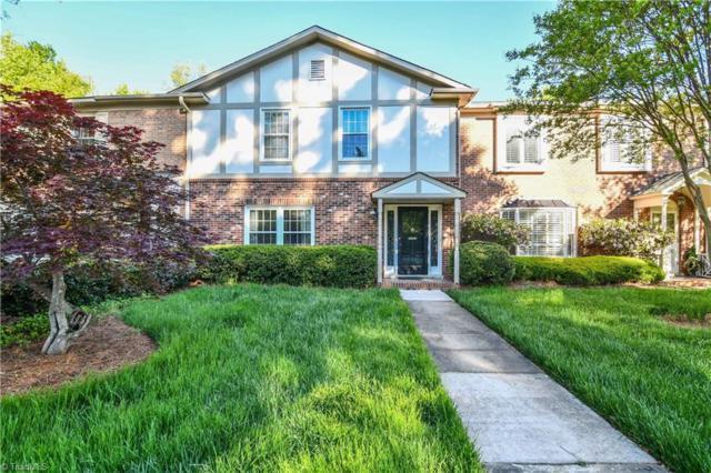 15 Fountain Manor Drive B, Greensboro, NC 27405 (MLS #929415) :: HergGroup Carolinas