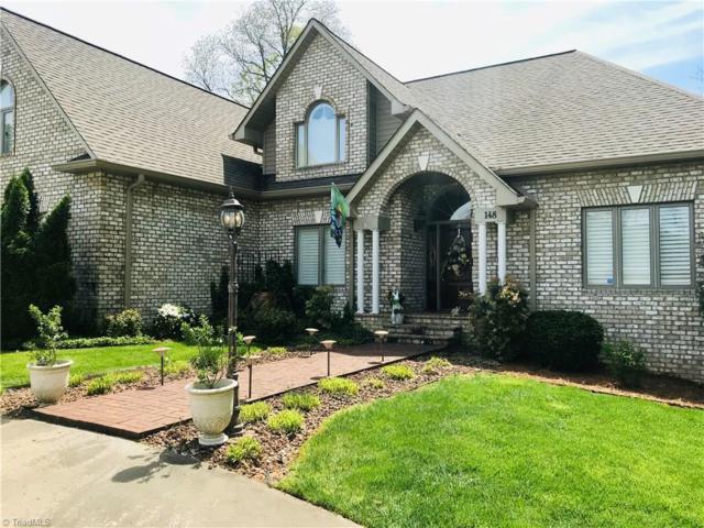 148 S Oakwoods Trace, Wilkesboro, NC 28697 (MLS #929436) :: Berkshire Hathaway HomeServices Carolinas Realty