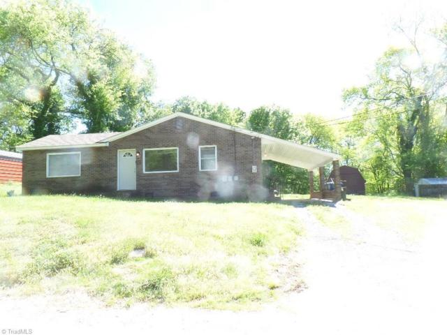 242 Neely Street, Mocksville, NC 27028 (MLS #929444) :: Kristi Idol with RE/MAX Preferred Properties