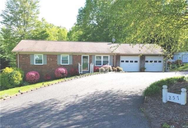 257 Atkins Lane, Mount Airy, NC 27030 (MLS #929452) :: RE/MAX Impact Realty