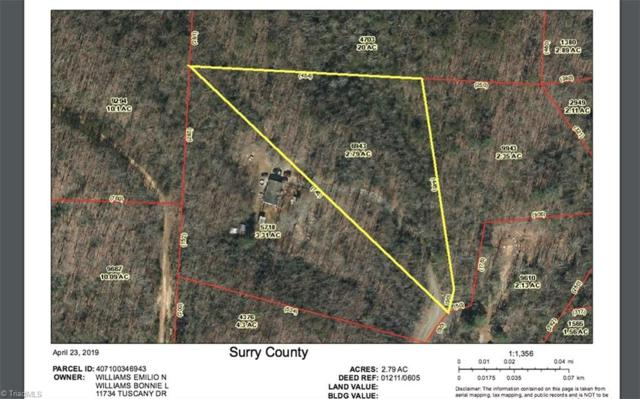 0 Marble Trace Lane, Lowgap, NC 27024 (MLS #929473) :: RE/MAX Impact Realty