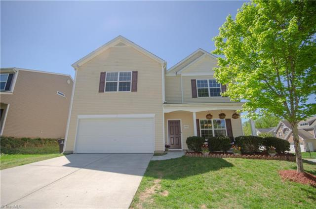 3710 Spring Willow Way, Winston Salem, NC 27107 (MLS #929485) :: HergGroup Carolinas