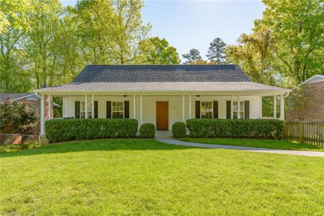 1321 Waybridge Lane, Winston Salem, NC 27103 (MLS #929500) :: HergGroup Carolinas