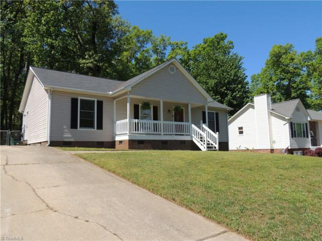 109 Browning Drive, Thomasville, NC 27360 (MLS #929520) :: Kristi Idol with RE/MAX Preferred Properties