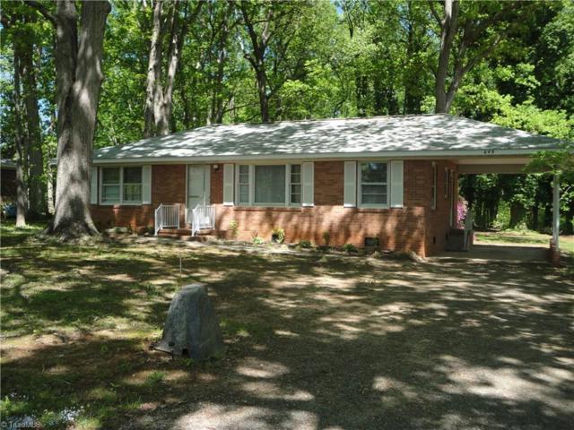 649 Hodgin Valley Road, Pleasant Garden, NC 27313 (MLS #929561) :: Lewis & Clark, Realtors®
