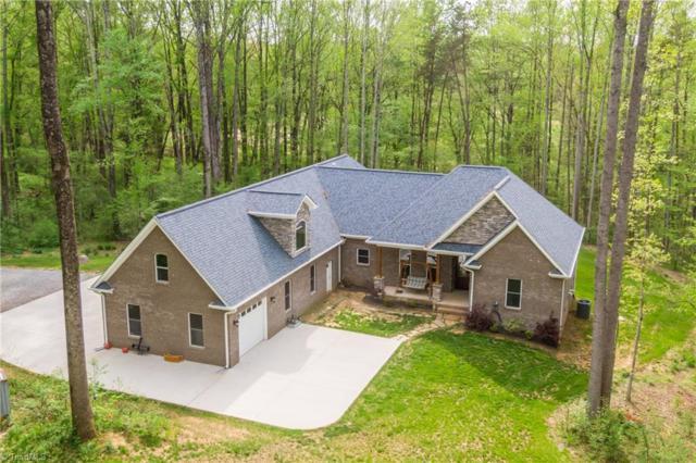 4134 Hastings Road, Kernersville, NC 27284 (MLS #929563) :: Kristi Idol with RE/MAX Preferred Properties