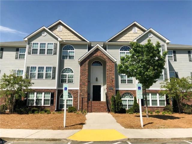 1625 Cherry Blossom Lane #103, Winston Salem, NC 27127 (MLS #929866) :: HergGroup Carolinas