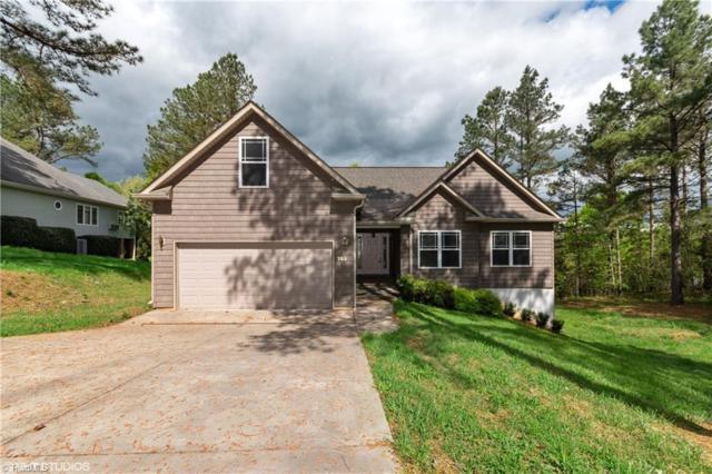 733 Crystal Bay Drive, Denton, NC 27239 (MLS #929874) :: Berkshire Hathaway HomeServices Carolinas Realty