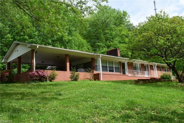 158 Fish Hook Lane, Mount Airy, NC 27030 (MLS #929912) :: Lewis & Clark, Realtors®