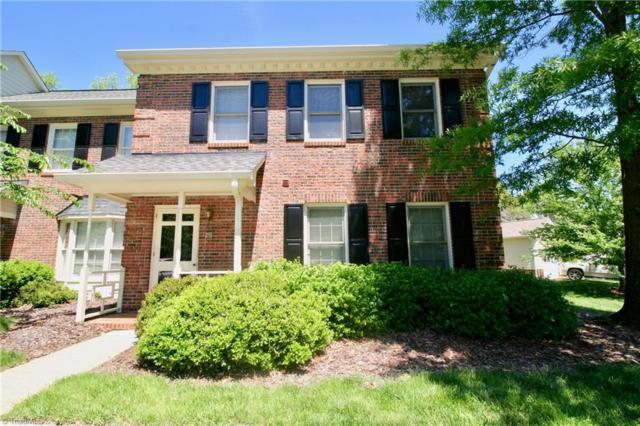 27 Park Village Lane E, Greensboro, NC 27455 (MLS #929958) :: HergGroup Carolinas