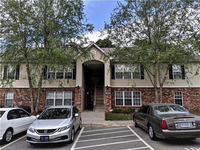 1820 Crest Hollow Drive #102, Winston Salem, NC 27127 (MLS #930069) :: HergGroup Carolinas