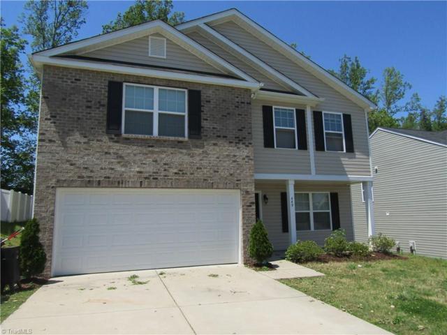 449 Salem Springs Drive, Winston Salem, NC 27107 (MLS #930092) :: HergGroup Carolinas
