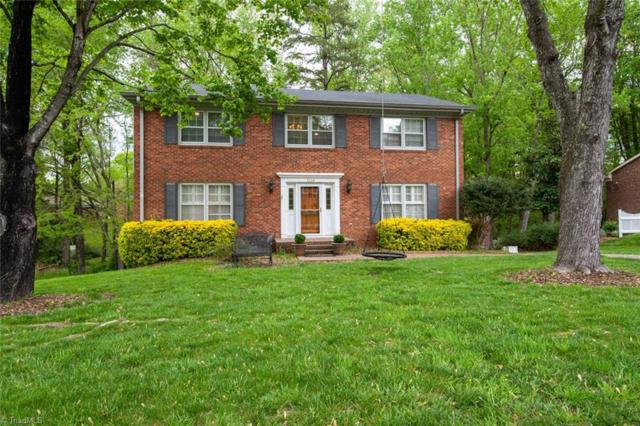 1226 Kensington Drive, High Point, NC 27262 (MLS #930097) :: HergGroup Carolinas
