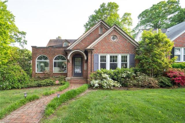 2505 Camden Road, Greensboro, NC 27403 (MLS #930241) :: Ward & Ward Properties, LLC