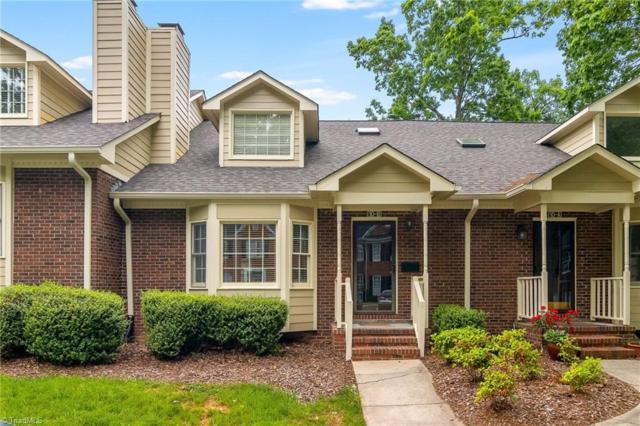 10 Park Village Lane B, Greensboro, NC 27455 (MLS #930296) :: HergGroup Carolinas
