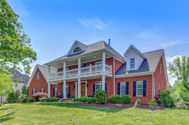121 Windjammer Lane, Stokesdale, NC 27357 (MLS #930362) :: Ward & Ward Properties, LLC