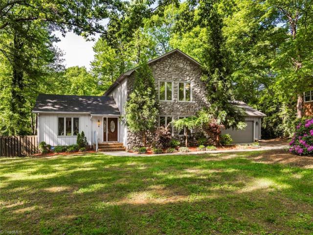 3025 Lake Forest Drive, Greensboro, NC 27408 (MLS #930424) :: HergGroup Carolinas