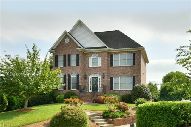 558 N Hiddenbrooke Drive, Advance, NC 27006 (MLS #930459) :: Berkshire Hathaway HomeServices Carolinas Realty