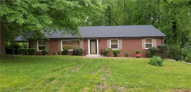 2848 Loch Drive, Winston Salem, NC 27106 (MLS #930725) :: RE/MAX Impact Realty