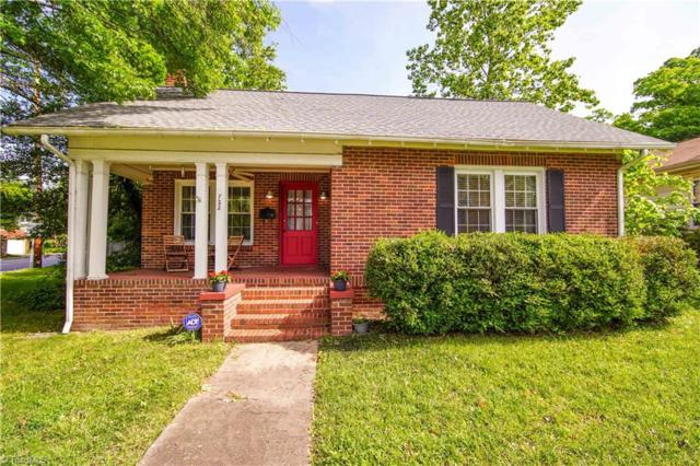 722 Chestnut Drive, High Point, NC 27262 (MLS #930736) :: HergGroup Carolinas