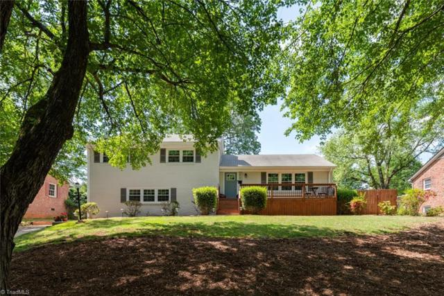 1217 Onslow Drive, Greensboro, NC 27408 (MLS #930737) :: HergGroup Carolinas