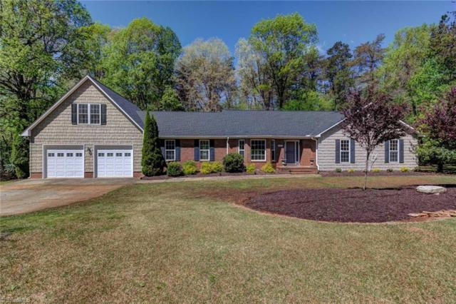 6909 Bronco Lane, Summerfield, NC 27358 (MLS #930755) :: HergGroup Carolinas