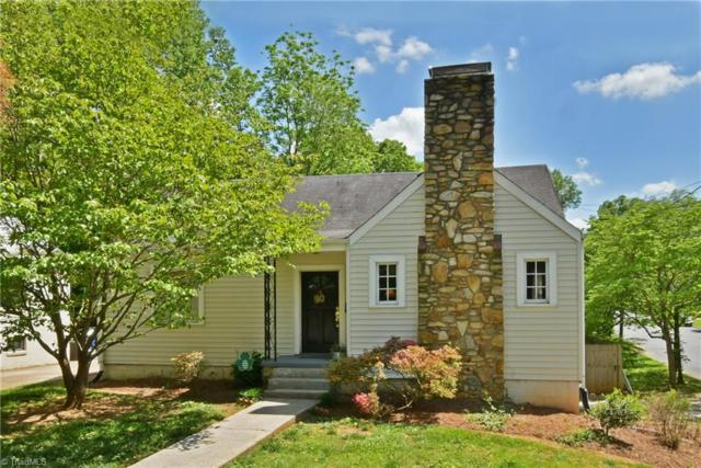 2456 Jefferson Avenue, Winston Salem, NC 27103 (MLS #930768) :: HergGroup Carolinas