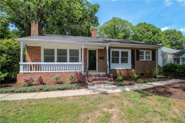 1508 Liberty Drive, Greensboro, NC 27408 (MLS #930814) :: HergGroup Carolinas