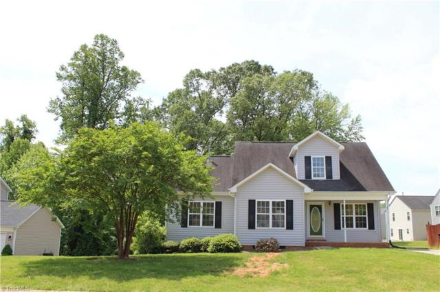 416 Camden Ridge Drive, Winston Salem, NC 27105 (MLS #930830) :: HergGroup Carolinas