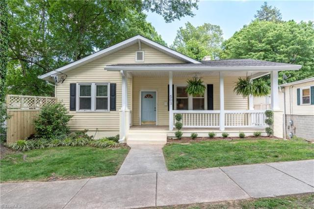 501 Lockland Avenue, Winston Salem, NC 27103 (MLS #930891) :: HergGroup Carolinas