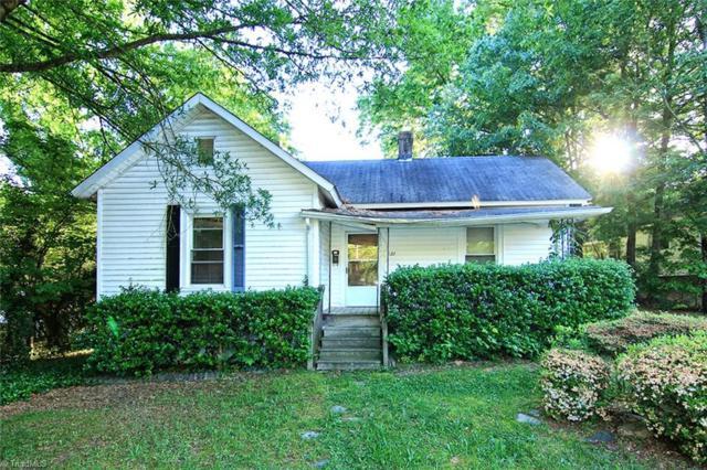 822 S Broad Street, Winston Salem, NC 27101 (MLS #930981) :: HergGroup Carolinas