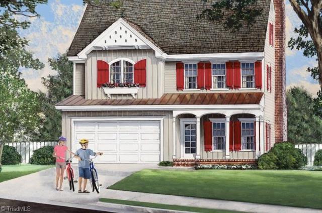 14 Clayton Way, Thomasville, NC 27360 (MLS #931048) :: Berkshire Hathaway HomeServices Carolinas Realty