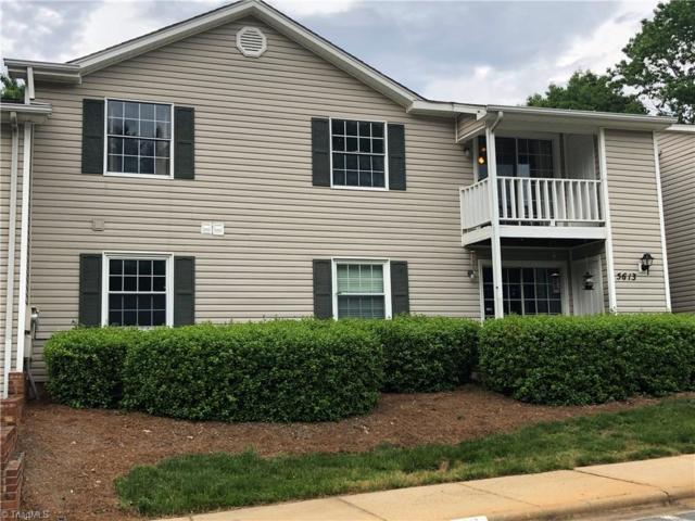 5613 Hornaday Road M, Greensboro, NC 27409 (MLS #931090) :: HergGroup Carolinas