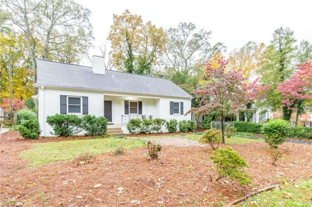 1415 Seminole Drive, Greensboro, NC 27408 (MLS #931108) :: HergGroup Carolinas