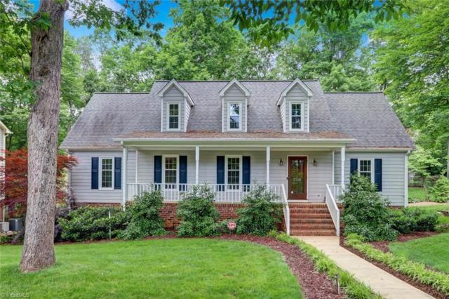 3704 Rock Haven Drive, Greensboro, NC 27410 (MLS #931122) :: HergGroup Carolinas