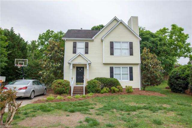 3230 Sparrowhawk Drive, High Point, NC 27265 (MLS #931124) :: HergGroup Carolinas