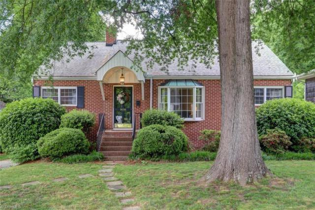 1408 Desoto Place, Greensboro, NC 27408 (MLS #931164) :: HergGroup Carolinas