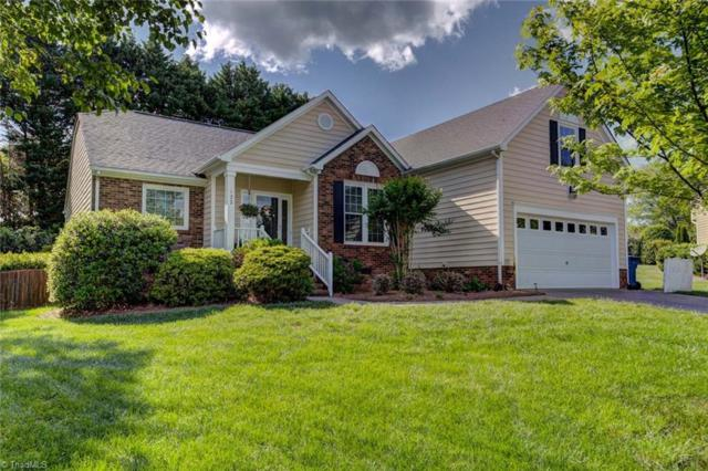 122 White Eagle Court, Advance, NC 27006 (MLS #931167) :: Berkshire Hathaway HomeServices Carolinas Realty