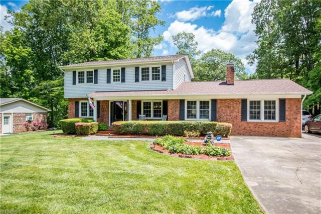 4744 Colony Lane, Trinity, NC 27370 (MLS #931224) :: Kristi Idol with RE/MAX Preferred Properties