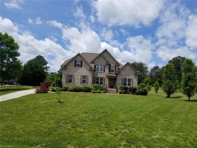 7786 Newhaven Drive, Oak Ridge, NC 27310 (MLS #931277) :: Kristi Idol with RE/MAX Preferred Properties