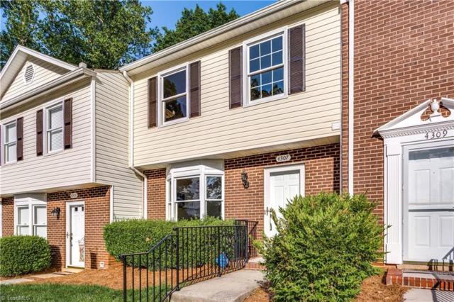 4307 Baylor Street, Greensboro, NC 27455 (MLS #931401) :: HergGroup Carolinas
