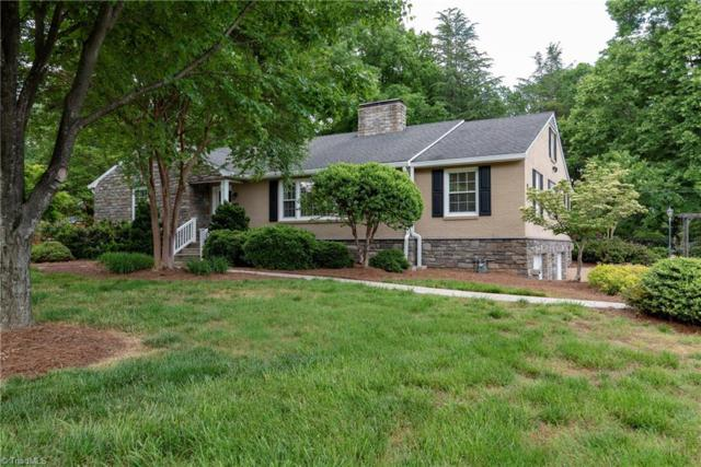 901 Arbor Road, Winston Salem, NC 27104 (MLS #931434) :: HergGroup Carolinas