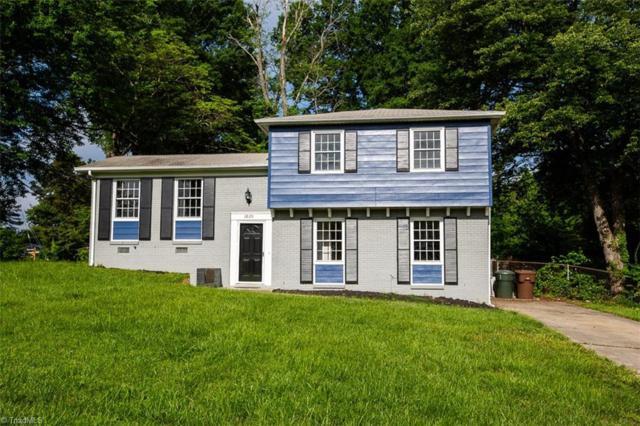 1820 Allenbrooke Drive, Greensboro, NC 27407 (MLS #931473) :: HergGroup Carolinas