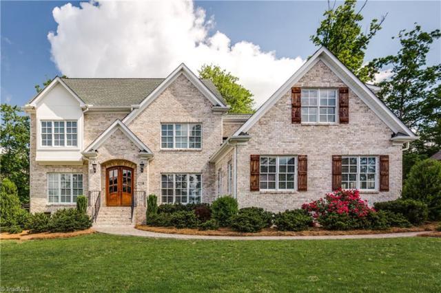 1714 Willow Wick Drive, Greensboro, NC 27408 (MLS #931532) :: HergGroup Carolinas