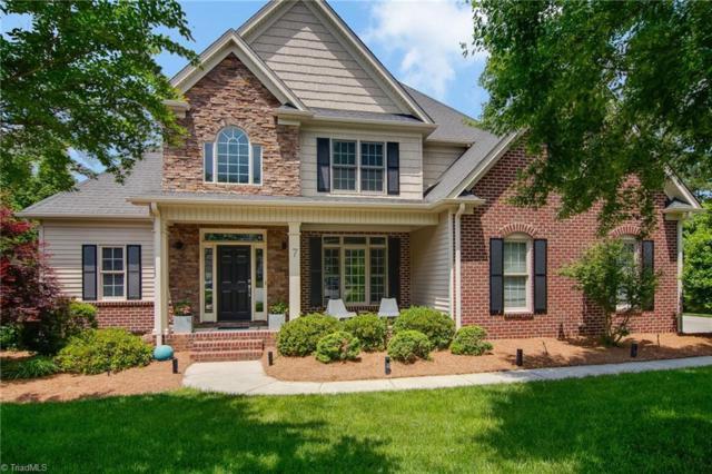 7 Kacey Meadows Court, Greensboro, NC 27410 (MLS #931560) :: HergGroup Carolinas