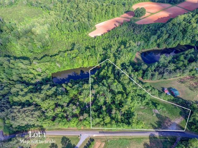 1 Combs Road, Reidsville, NC 27320 (MLS #931580) :: Lewis & Clark, Realtors®