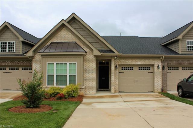 345 Collingswood Drive, Winston Salem, NC 27127 (MLS #931611) :: HergGroup Carolinas